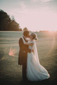 Kokkedal slot wedding: Kristina & Christoffer