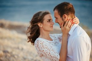 Krk Island wedding photo shoot: Katja & Ivan